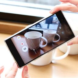 japan photography starbucks drinks mobilephone freetoedit