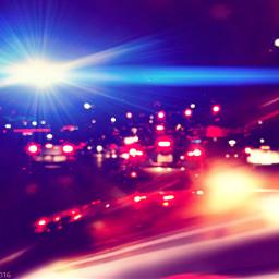 september2016 nightsky sanantoniotx traffic goinghome