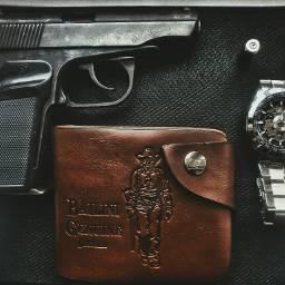 gun guns portmonee watch watching photography