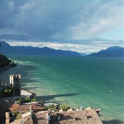 freetoedit lake italia stormy blue