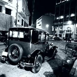 cars casablanca morroco photography