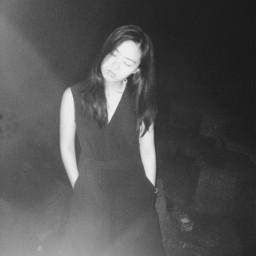 flash blackandwhite night love