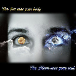 moon sun quotesandsayings freetoedit