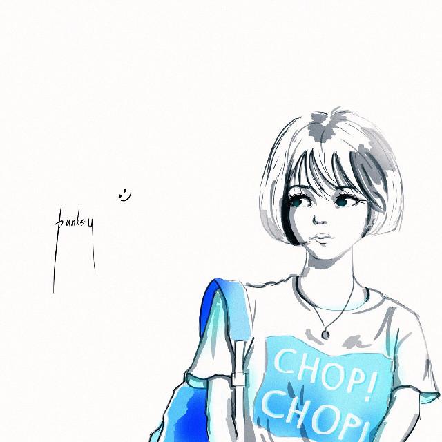 Now Is Not The Time. #original #manga #popart #comics #fashion #monochrome #digitalart #synthpop