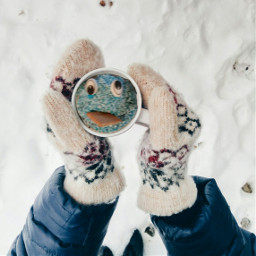 freetoedit krümelmonster cold snow kr