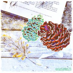 freetoedit remix pinecones leaves leaveschanging